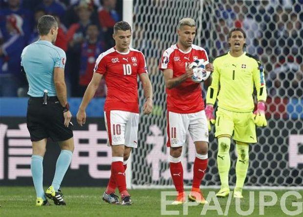 м'яч, Євро-2016, курйоз