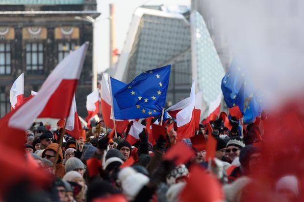 Польща, ЄС