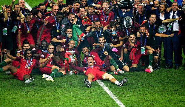 Евро-2016, Португалия, Франция