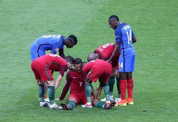 Португалія, Роналду, Євро-2016