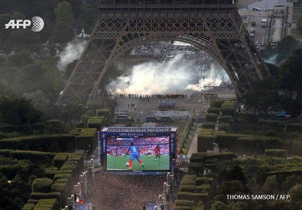 Фінал, євро, Париж, Франція