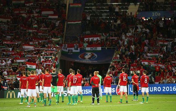 Угорщина, фанати, Євро-2016