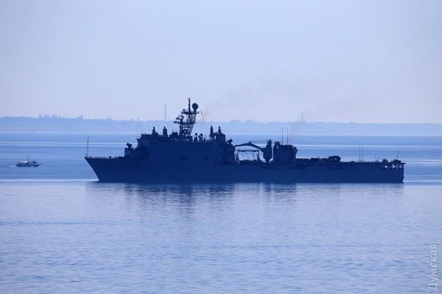 USS Ross (DDG-71), ВМС США, Одеса