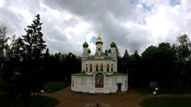 Полтава, церква, Москва, пропаганда