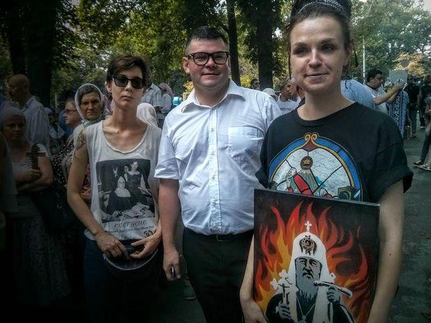 Київ, релігія, хресна хода