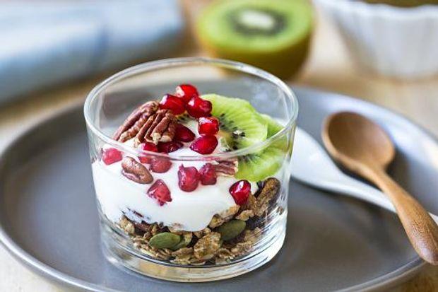 Йогурт, здорове харчування