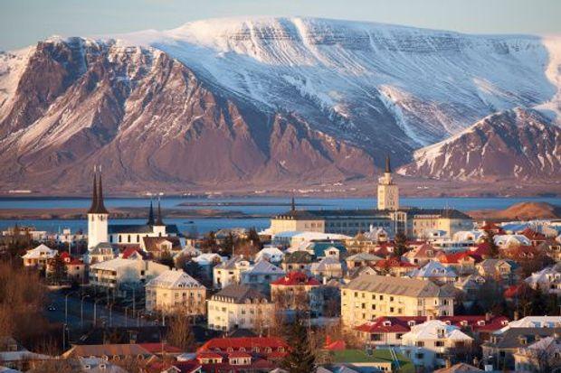 Рейк'явік, Ісландія, туризм