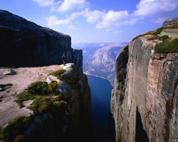 К'єрагболтен, Норвегія, туризм