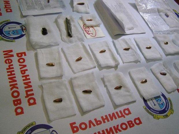 Осколки, АТО, Дніпро