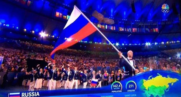 Росія, Олімпіада, Крим.