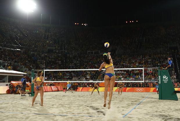 Олімпіада, ріо, пляжний волейбол