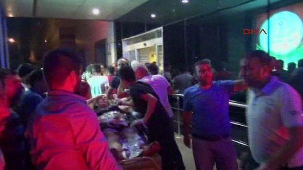 Газіантеп, Туреччина, вибух, тероризм