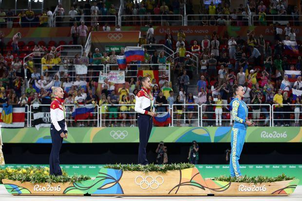 Різатдінова, Крим, Олімпіада