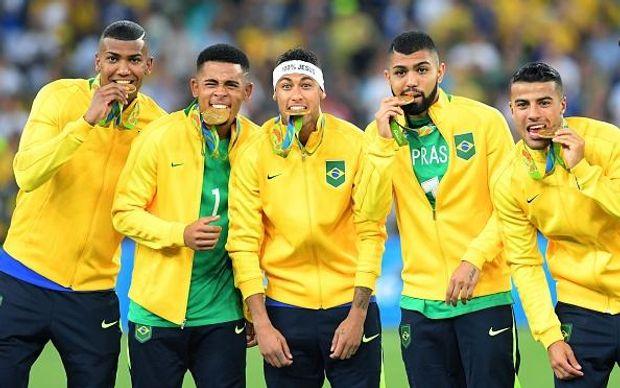 Бразилія, футбол, Ріо