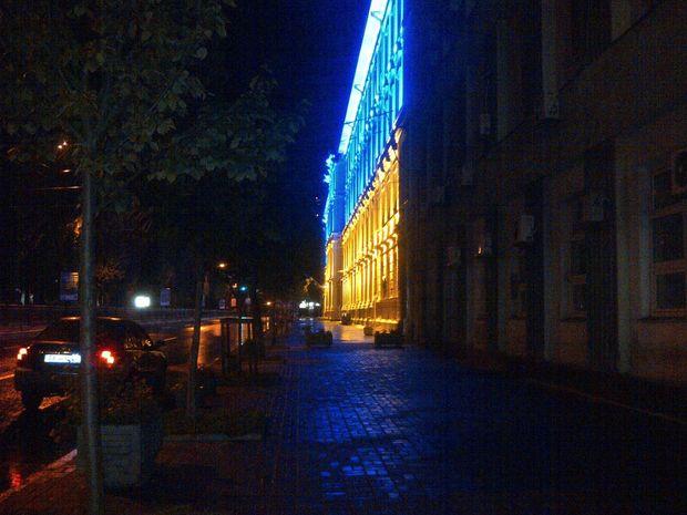 Укртелеком, Київ, День Незалежності