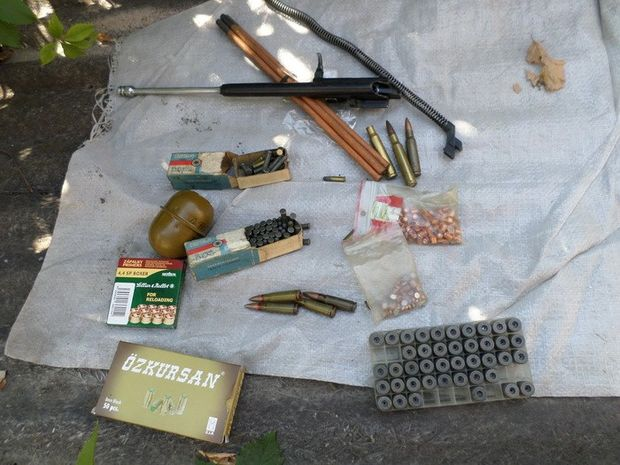 Маріуполь, зброя, тероризм