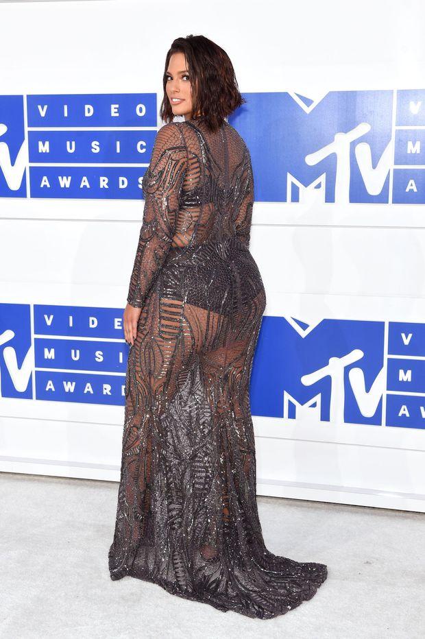 Эшли Грэм, MTV