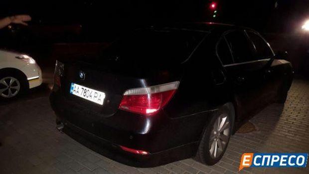 Київ, поліція, гонитва