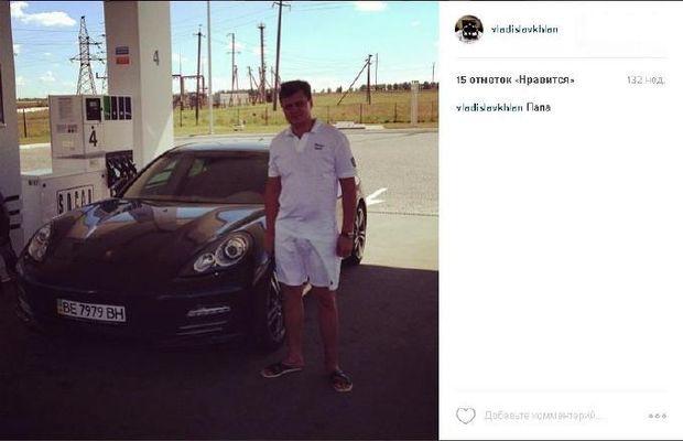 Хлань, Porsche