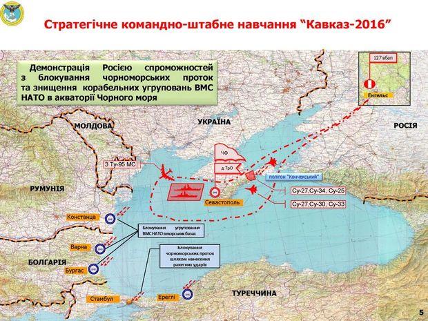 Росія, Кавказ, розвідка