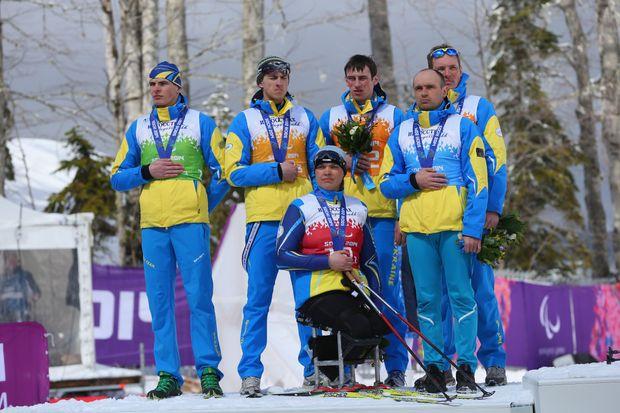 Україна, Сочі, Паралімпіада