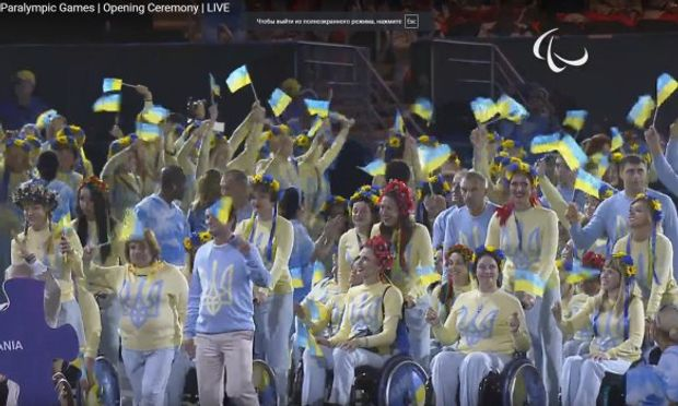 Украина, Паралимпиада, Рио