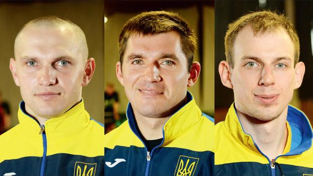 Україна, настільний теніс, Паралімпіада