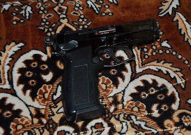 Поліція, зброя, Волинь