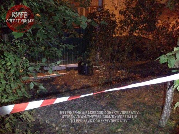 УКиєві посеред вулиці знайшли вибухонебезпечний снаряд