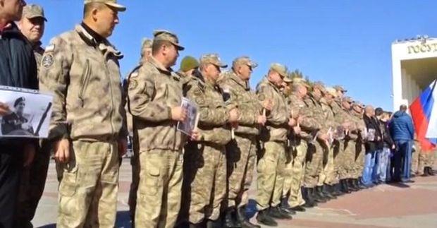 Моторола, Крим, Донбас