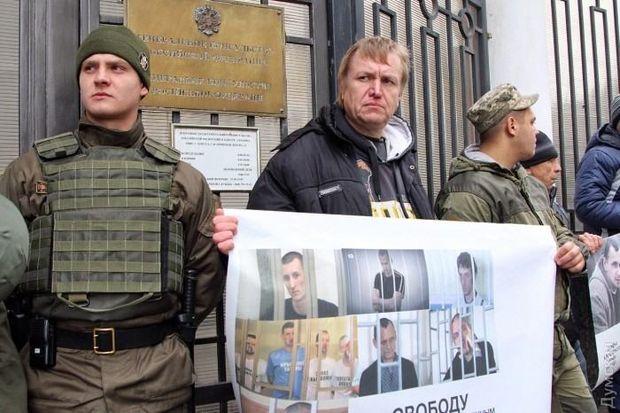 Росія, заручники, Одеса