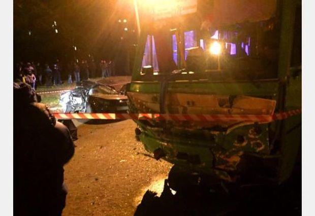 ВХарькове задень случилось два кровавых ДТП, погибли люди