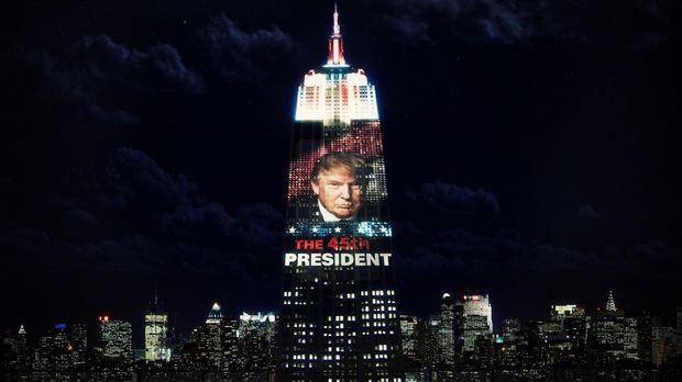 Трамп, вибори, США