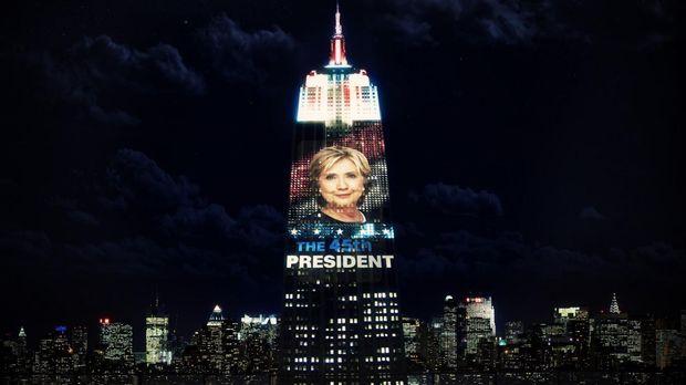 Клінтон, вибори, США