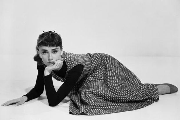 Одри Хепберн, красота, мода