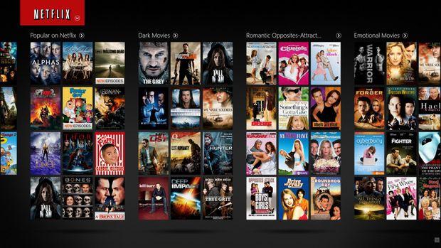 Netflix, кино, онлайн