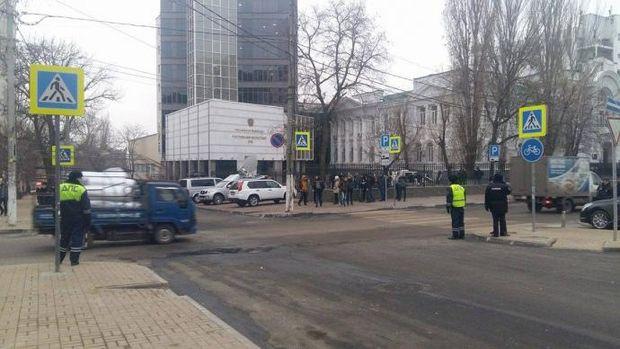 Ростов, корки, Янукович