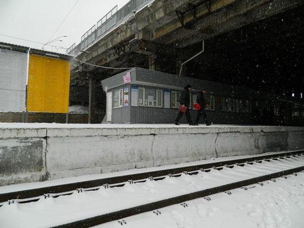 Святошино, Київ, метро, поліція