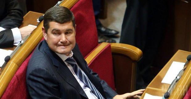 Онищенко, Порошенко, компромат