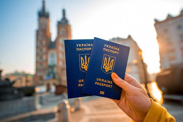 Безвіз, Україна, ЄС