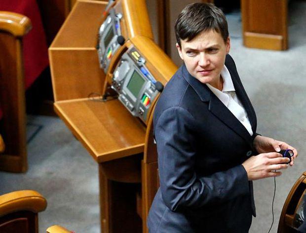 Надежда Савченко неувидела чертей вглавах ЛНР иДНР