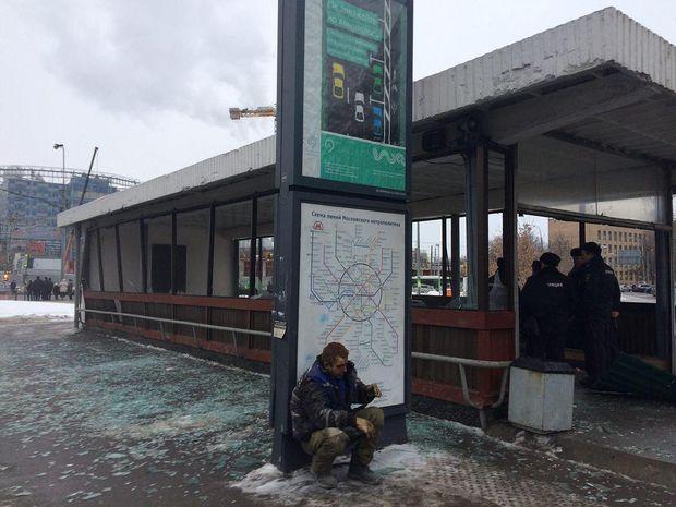 Коломенська, метро, Москва