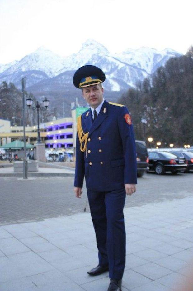 Білоножко, катастрофа, Ту-154