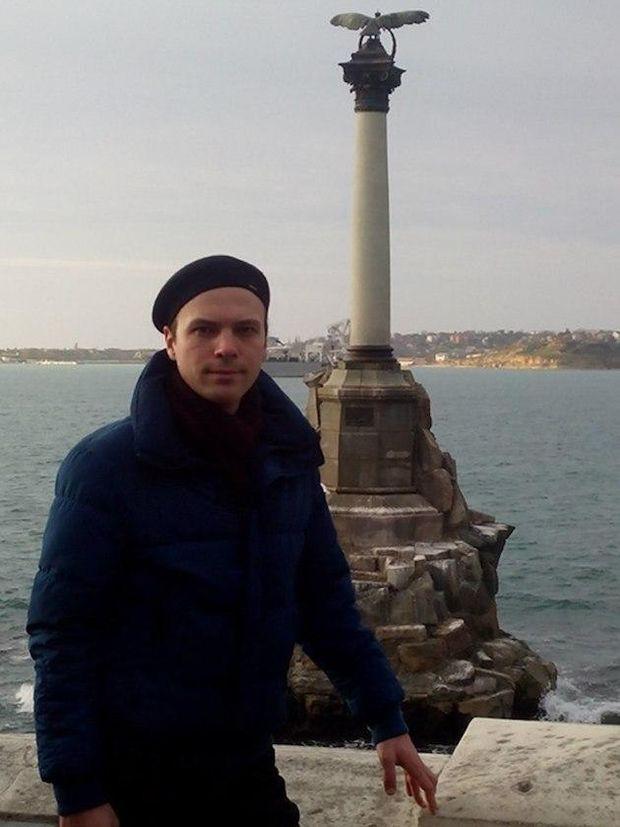 Баздирєв, Катастрофа, ту-154