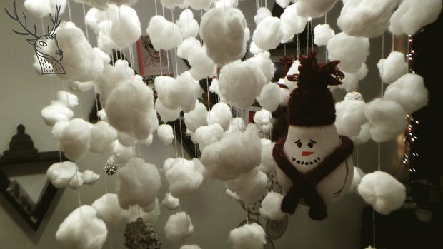 5 новорічних прикрас, які можна зробити своїми руками за півгодини