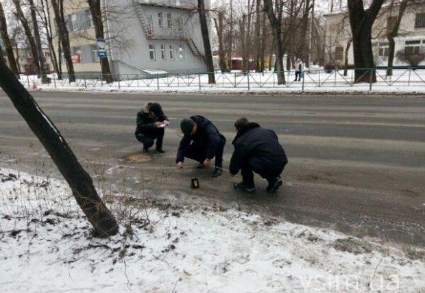 Поліція, стрілянина, Хмельницький