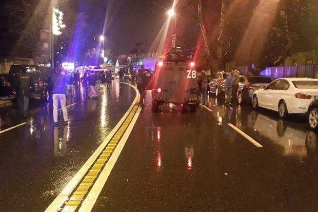 Стамбул, терор