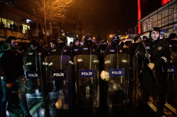 Поліція, Стамбул, правоохоронці