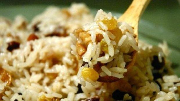 Рецепт куті з рису
