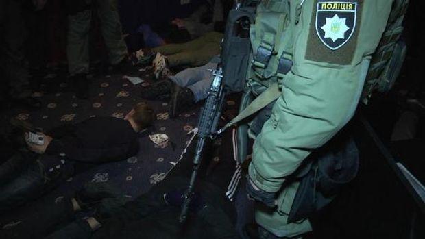 Поліція, Київ, гральні заклади